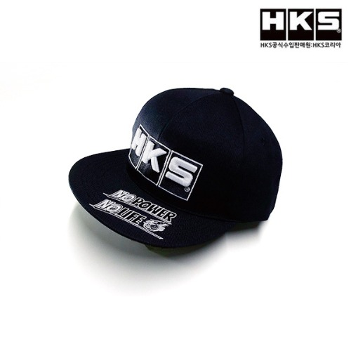 HKS 캡 NO POWER NO LIFE