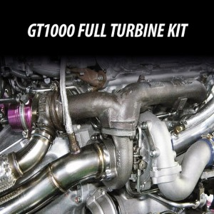 HKS GTR전용  GT1000 FULL TURBINE KIT (11003-AN013)